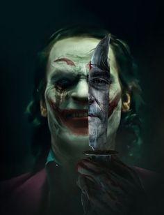 Childhood is when you idolize Batman, Adulthood is when you realise that the joker makes more sense 🔥🔥 😈 💀 Le Joker Batman, Joker Comic, Joker And Harley Quinn, Batman Book, Photos Joker, Joker Images, Joker Iphone Wallpaper, Joker Wallpapers, Walpaper Iphone