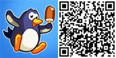 Hopping Penguin out for WP8 exclusively