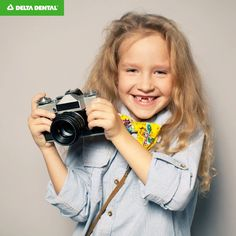 "It's time for picture-perfect smiles! Schedule a dental check-up before your kids say ""cheese!"" #B2S #PictureDay"