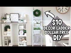 DIY Dollar Store Farmhouse Sign That Will Blow Your Mind - Robyn Johannawindow. Dollar Store Hacks, Dollar Stores, Dollar Dollar, Diy Craft Projects, Diy Crafts To Do, Wood Projects, Kids Crafts, Home Depot, Dollar Tree Decor