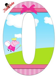 Peppa E George, Peppa Pig Printables, Cumple Peppa Pig, Pig Party, Letters And Numbers, Toddler Activities, Clipart, Fun Projects, 2nd Birthday