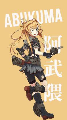 Abukuma ~ Korigengi | Wallpaper Anime