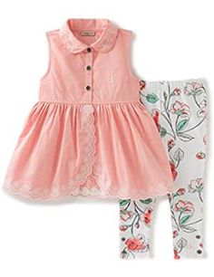 Calvin Klein Little Toddler Set Chambray. *** See this great product. (This is an affiliate link)