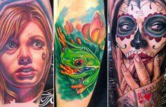 Nikko Hurtado Tattoo #3