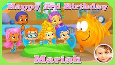 Bubble Guppies Personalized Custom Vibrant by GraphicMagicDesigns, $34.95