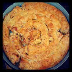 my first potato pie! yummi...