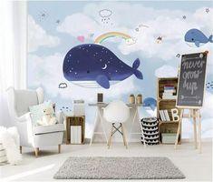 Children Wallpaper, Wallpaper Decor, Cartoon, Home Decor, Decoration Home, Room Decor, Cartoons, Interior Design, Home Interiors