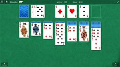 If you are addicted to playing the Windows Solitaire game and have missed it on your iPhone or Android phone, you can play Solitaire on iOS and Android Windows Phone, Windows 10, Rock Roll, Patience Game, Microsoft Store, Microsoft Office, Solitaire Games, Play Solitaire, Lonely