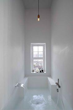 Canal house un loft disenado for Wetteveen Architects.