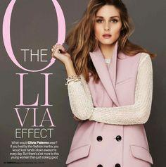 THE OLIVIA PALERMO LOOKBOOK
