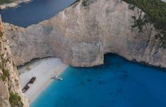 Whether purposefully sunk for scuba diving exploits or the devastating result of freak weather conditions, we've taken a look at some of the world's most spectacular shipwrecks, as well as how you can visit them. Greece Culture, Greece Fashion, Ghost Ship, Greece Holiday, Europe Photos, Shipwreck, Greece Travel, Beautiful Sunset