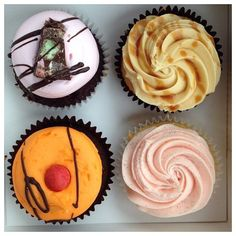 What are you coming in for today? #thecupcakequeens #cupcakespoils