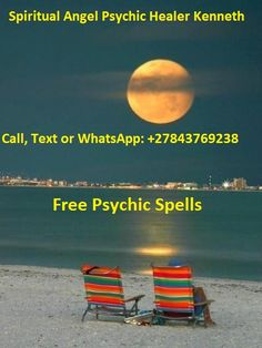 Spiritualist Angel Psychic Channel Guide Healer Kenneth® (Business Opportunities - Other Business Ads) Free Love Spells, Lost Love Spells, Spiritual Healer, Spirituality, How To Do Love, Phone Psychic, Candle Reading, Intuitive Healing, Medium Readings