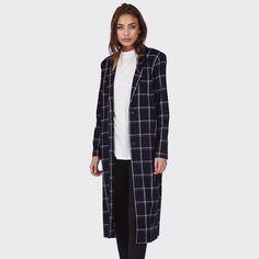 """""""Godmorgen piger, har i set denne smukke blazer/jakke fra @movesbyminimum  find den i din loftet butik eller på loftet .dk…"""""""