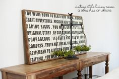 Born to Blaze New Trails Sign by TheHouseofBelonging on Etsy