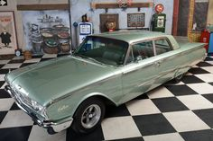 1960 Ford Galaxie Coupe