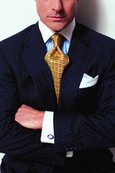 Robert Talbott shirts and ties....