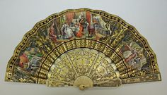 Fan  Date: late 19th century Culture: French