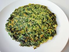 Buchujeon - here's a great way to use a big amount of Asian Chives (garlic chives)