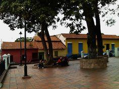 Casco Histórico de Petare.