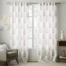 Window Curtains, Drapes and Panels | west elm