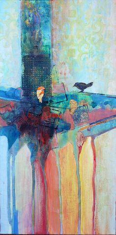 Lynnda Tenpenny - Mixed Media Art
