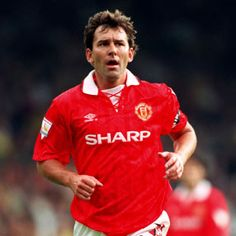 7. Bryan Robson  Captain Fantastic. Robbo. Hero from an early age.