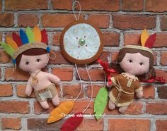 Hi, Welcome to Wal Artesanal Shop You are purchasing a PATTERN ONLY (PDF) for a the Tribal Indian. Suggested Use: maternity box, crib mobile,