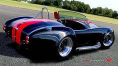 シェルビーコブラ427    : the Awesome Ford 427 Shelby Cobra !!!