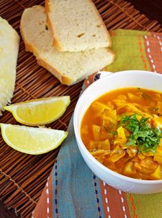 A Warm Spicy Detox Cabbage Soup: The perfect choice for the cold days