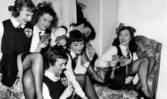 After seeing the 2007 remake, one of the stars of the original St Trinian's films decided to track down her fellow schoolgirls – and now they're getting together for a special screening. Description from theguardian.com. I searched for this on bing.com/images
