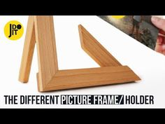 The Different Picture Frame | DIY process - YouTube