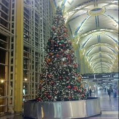 Merry Christmas from DCA - Reagan Airport