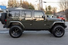 2015 Jeep Wrangler Rubicon Unlimited Tank