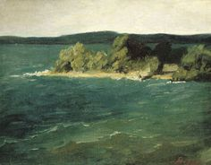 Szinyei-Merse Pál Art Boards, Discovery, My Arts, Ocean, Gallery, Water, Landscapes, Painting, Outdoor