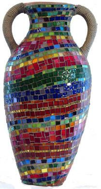 Joan Greenberg Mosaics - reChinafication New York City | mosaic-