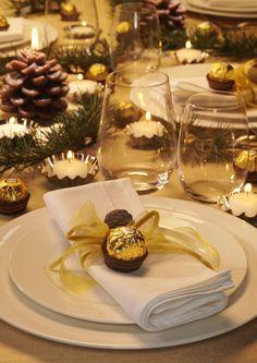ART DE LA TABLE - Une décoration de saison !