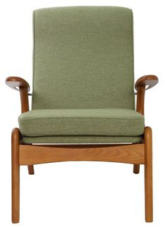 THE MATT BLATT TV RECLINING CHAIR Green is the colour of the season what are your thoughts?