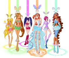 WinX Club - Magic Game by J-Jai