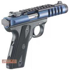 Ruger 22/45 Lite PistolFind our speedloader now!  http://www.amazon.com/shops/raeind