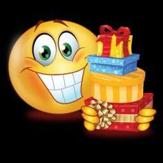 Smileys, Bisous Gif, Animated Smiley Faces, Love Smiley, Simpsons Drawings, Emoji Symbols, Smiley Emoji, Animated Love Images, Funny Emoji