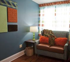 The Snoezelen sensory room was created with multisensory products to stimulate or calm residents. The textured art wall special lights a soothing wall color and aromatherapy are a few features in the room. Photo: courtesy of Design Extra Sensory Wall, Sensory Rooms, Dementia Activities, Montessori Activities, Senior Activities, Enrichment Activities, Alzheimer's And Dementia, Dementia Care, Senior Living Communities