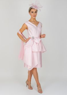 60a25d7b65423c Gabriela Sanchez Embossed Peplum Dress