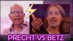 Bedingungsloses Grundeinkommen - Robert Betz vs Richard David Precht