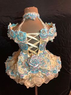 Glitz Pageant Dresses, Pagent Dresses, Pageant Wear, Beauty Pageant, Formal Dresses, Fairy Costume For Girl, Little Girl Dresses, Girls Dresses, Toddlers And Tiaras