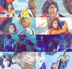 Tidus & Yuna • Final Fantasy X