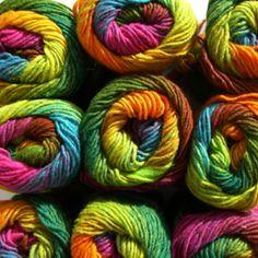 2. Noro Yarn looks beautiful !