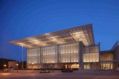 Art Institute of Chicago. Renzo Piano . Chicago, IL