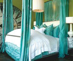 """Hübsch in """"meiner"""" Farbe .... turquoise"""