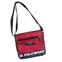 7ef68c49b12b US POLO SPORT cross body bag. In really good condition.  polo  bag